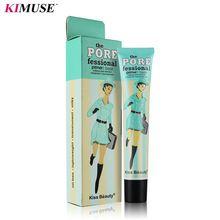 KIMUSE Marca Trucco Viso Fondamento di Base Primer Olio-Controllo Idratante Idratante Gel Primer Maquillage 45 ML(China (Mainland))