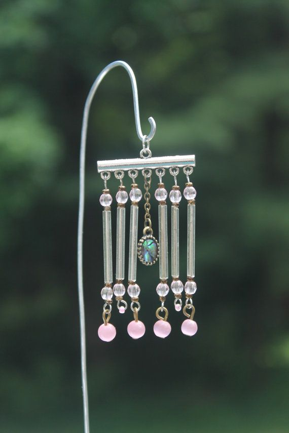 Hey, I found this really awesome Etsy listing at https://www.etsy.com/listing/193945276/miniature-fairy-garden-wind-chime