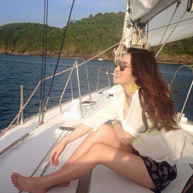 Sutatta Udomsilp  #Celebrity #Blog #celebrities #Model #actress #Aktris #Artis #Selebriti #Asia #cakep #cantik #keren #Kece #Badai #Bening #Oshi #Thailand