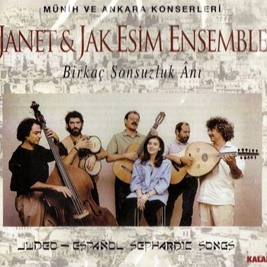 Erkan Oğur - La Chan Ya Dio (Janet & Jak Esim - Birkaç Sonsuzluk Ânı 1994/2005)