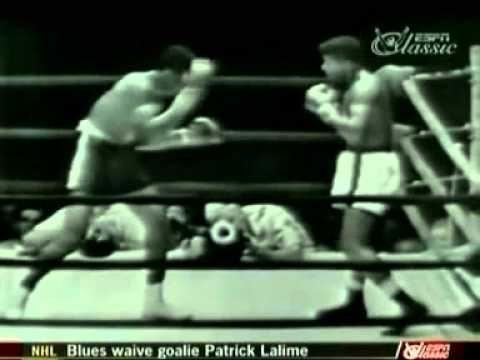 Floyd Patterson vs Tommy 'Hurricane' Jackson II Part 4