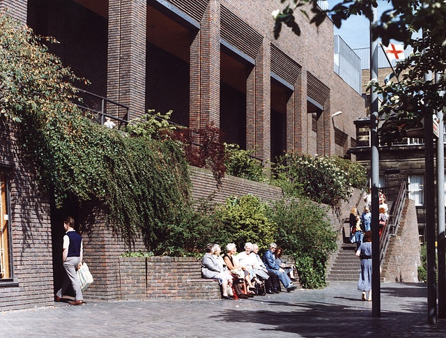 Eldon Square Newcastle upon Tyne City Engineers 1991