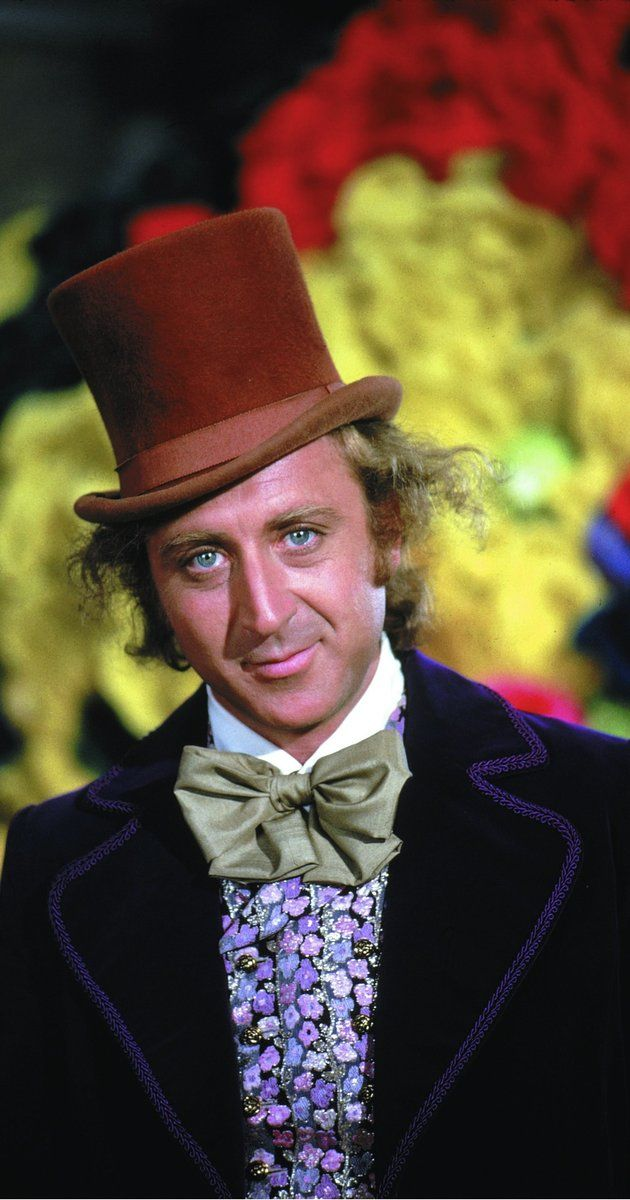 Willy Wonka and the Chocolate Factory--❤️Gene Wilder he was great playing Willy Wonka