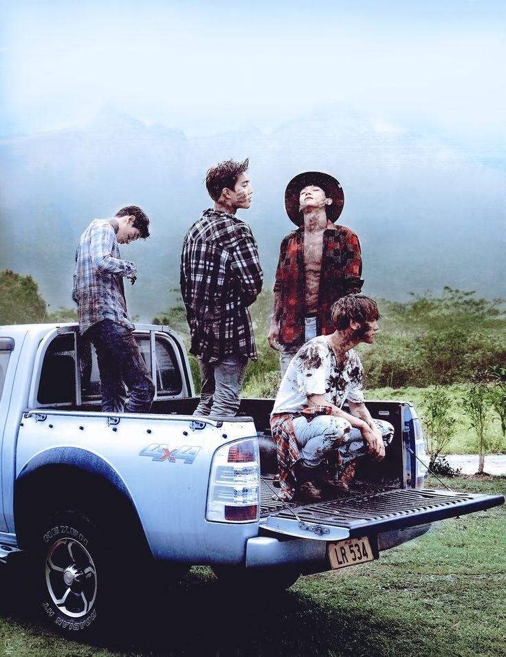 D.O, Suho, Chen, & Baekhyun | Do Kyungsoo | Kim Junmyeon | Kim Jongdae