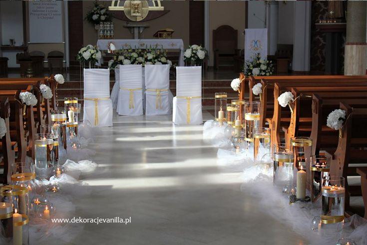 Dekoracja Kościoła (Podkarczówka) | Dekoracje Vanilla