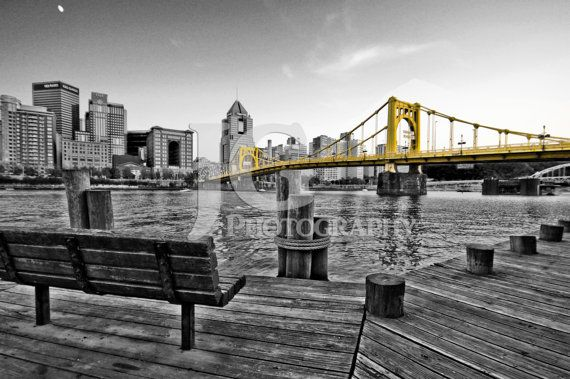 Hey, I found this really awesome Etsy listing at https://www.etsy.com/listing/161022694/pittsburgh-roberto-clemente-bridge-3