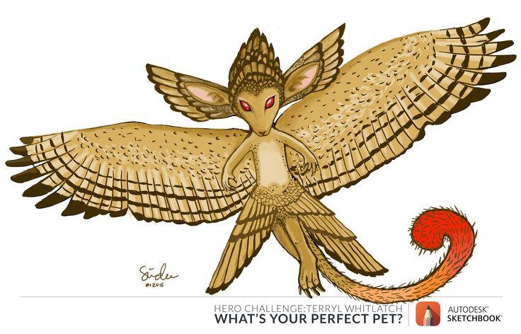 perfect pet by udhnis.deviantart.com on @DeviantArt