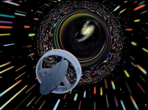 Novità sul motore a curvatura in stile Star Trek
