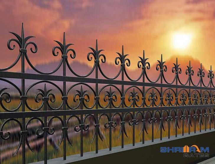 Wrought Iron Balcony Railing Iron Balcony Railing Balcony Grill Design Iron Balcony