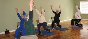 The Effects of a Therapeutic Yoga Program on Postural Control, Mobility and Gait Speed in Community-Dwelling Older Adults  http://online.liebertpub.com/doi/abs/10.1089/acm.2014.0156