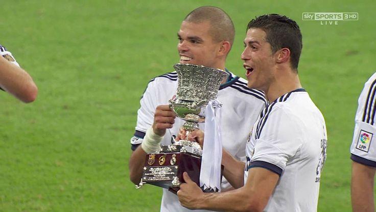 Cristiano Ronaldo vs Barcelona (H) 12-13 HD 1080i by CriRo7i [SdE]