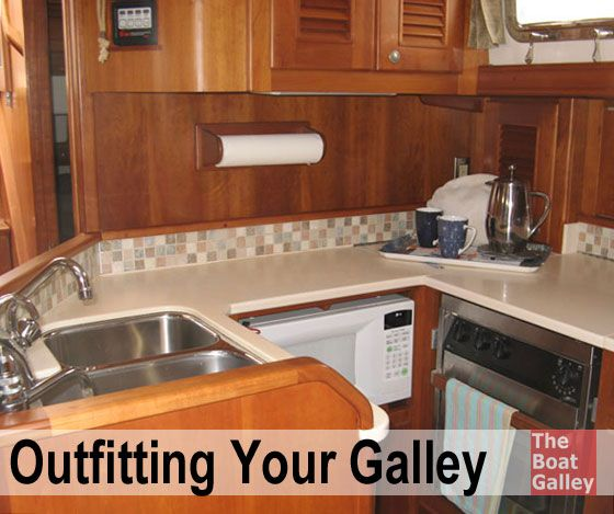Outing Ing Galley Equipment Guides Reviews Suggestions And Tips For Your Boat S Kitchen Whether It F
