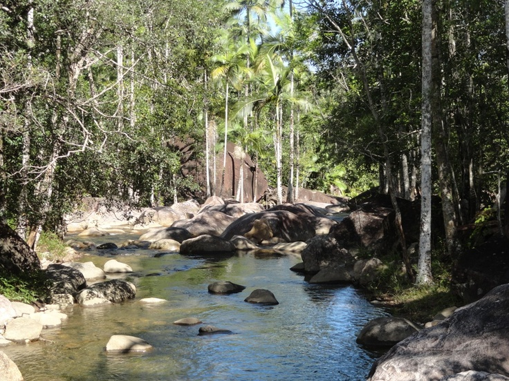Finch Hatten Gorge near Mackay