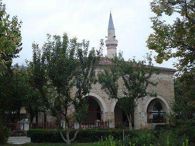 haihui-prin-dobrogea: Geamia și Mormântul lui Ali Gaza Pașa din Babadag