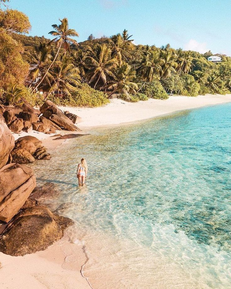 Seychelles Beach: 20 Seychelles Photos That Will Put It On Your Bucket List