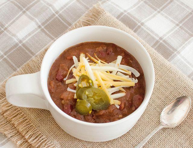 (Crockpot) Texas-Style Chili