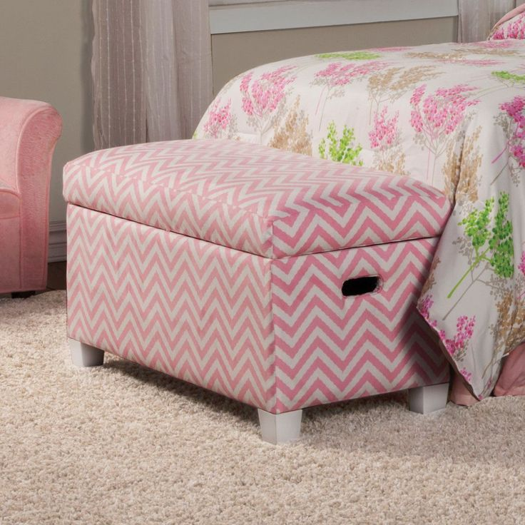 lindsy kids bench with storage compartment