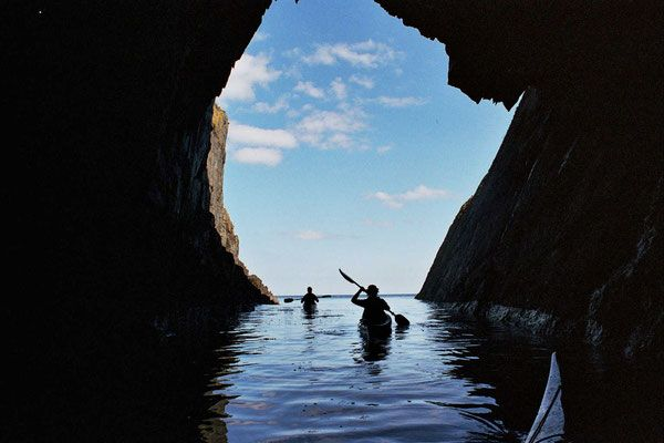Faire du kayak à Old Head - Tourism Ireland - Fáilte Ireland