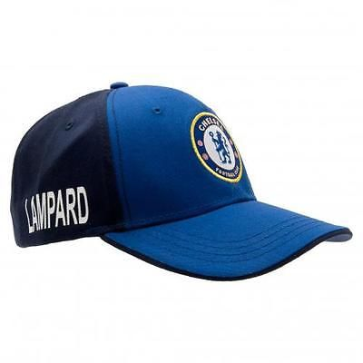 #Official #football team gift  chelsea f.c. cap #lampard,  View more on the LINK: 	http://www.zeppy.io/product/gb/2/322151874610/
