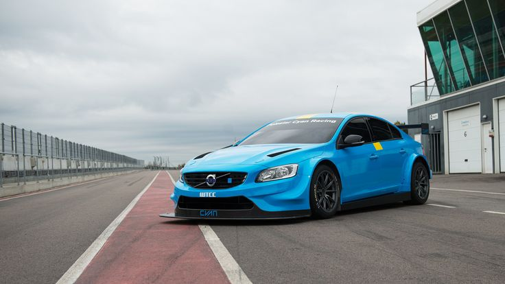 Volvo's back in the FIA World Touring Car Championship, and they're back with a bang. Is this new S60 Polestar TC1 race car the most badass-looking Volvo ever?