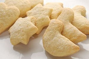 Postres rapidos galletas de mantequilla