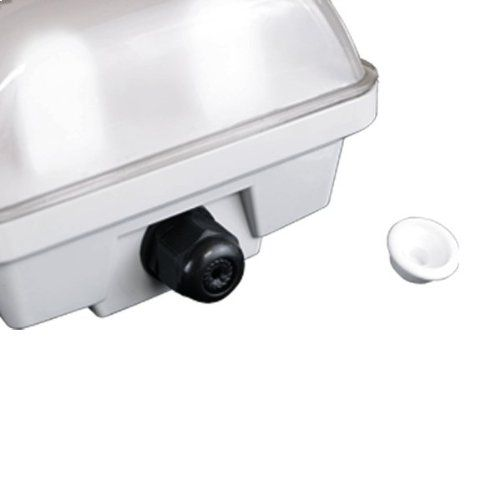 Vaporlight 4' T-8 Fluorescent Vapor Proof Light and Wet Location Fixture Fits F32T8 - Led Household Light Bulbs - AmazonSmile