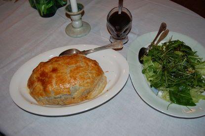 Beef Wellington Kotikokki.netin nimimerkki Matlustin ohjeella