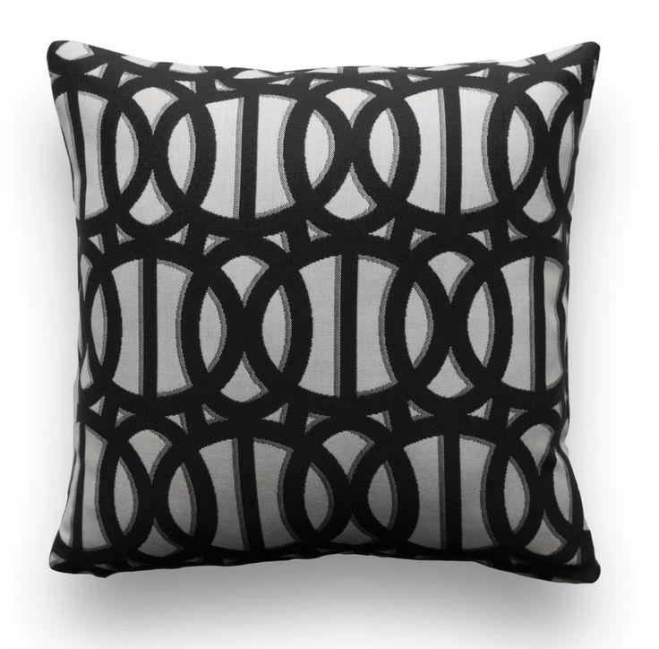 Sunbrella® Pillow Cover - Reflex in Classic