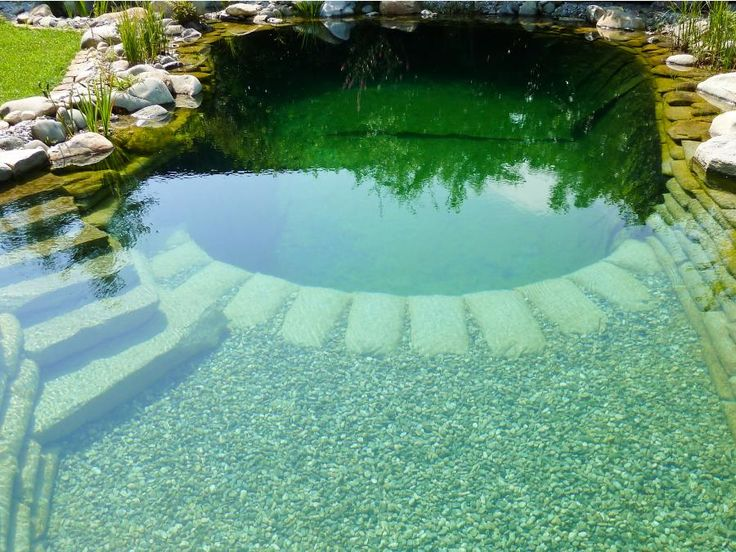 17 Best Ideas About Naturteich On Pinterest | Schwimmteich ... 15 Designs Wasserfall Swimming Pool