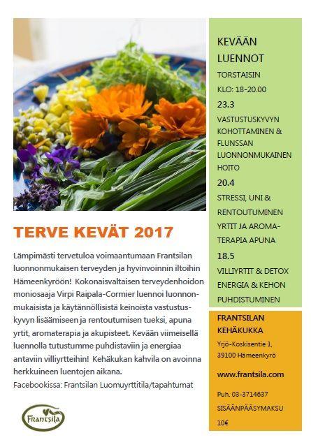 FRANTSILAN KEHÄKUKKA -kahvila Hämeenkyrö