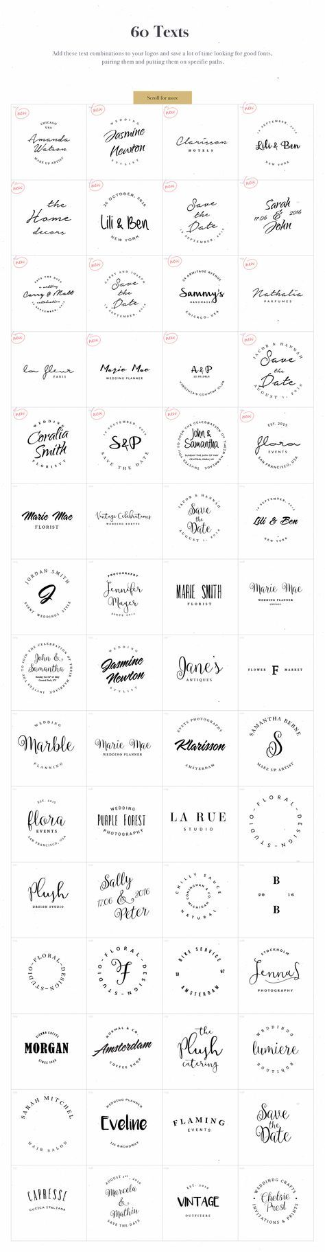 "Logo Design Kit by VladCristea on <a href=""/creativemarket/"" title=""Creative Market"">@Creative Market</a>"