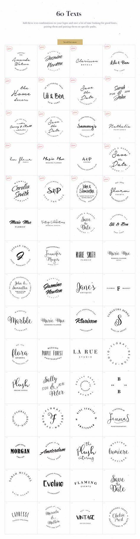 "Logo Design Kit by VladCristea on <a href=""/creativemarket/"" title=""Creative Market"">@Creative Market</a>"