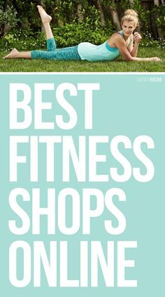 An awesome list of fitness shops you'll love!