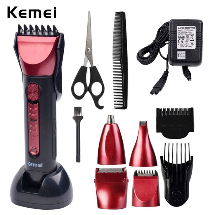 5 In 1 Rechargeable Nose Ear Trimmer Electric Hair Trimmer Shaver Hair Chipper for Men Professional Hair Cutter Tondeuse barbe