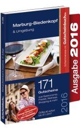 Gutscheinbuch Marburg-Biedenkopf & Umgebung