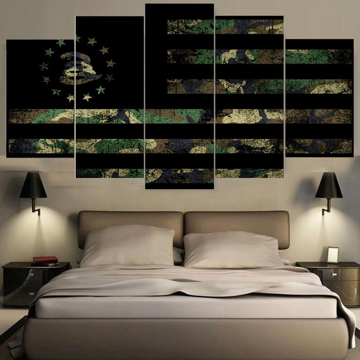 25+ Best Ideas About Camouflage Bedroom On Pinterest