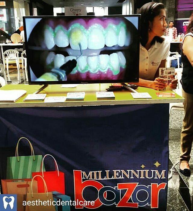 @Regrann from @aestheticdentalcare -  ESTA SEMANA visitanos en Millenium Bazar en el World Trade Center, en el Stand de @AestheticDentalCare  encontrarás Ofertas Especiales.  Reserva tu Consulta de Diagnóstico SIN COSTO Llámanos 📍Teléfono 2681129. 📍Celular 0999225043 whatsapp.  Síguenos en nuestras redes Sociales 📍Facebook: Aesthetic Dental Care 📍Instagram: @AestheticDentalCare  En Aesthetic Dental Care Odontología de Calidad al Precio Justo  #odontologia #Dentista #odontologo…