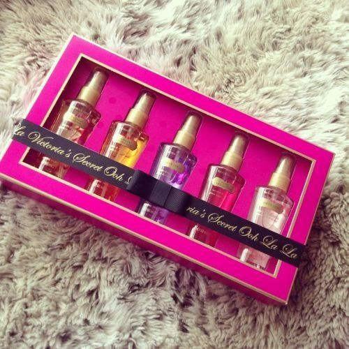 Love these fruity and yummy mists by V.S <3<3