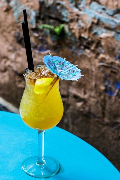 Hurricane – Cane & Table | 11 Secrets Of New Orleans' Most Signature Swizzles