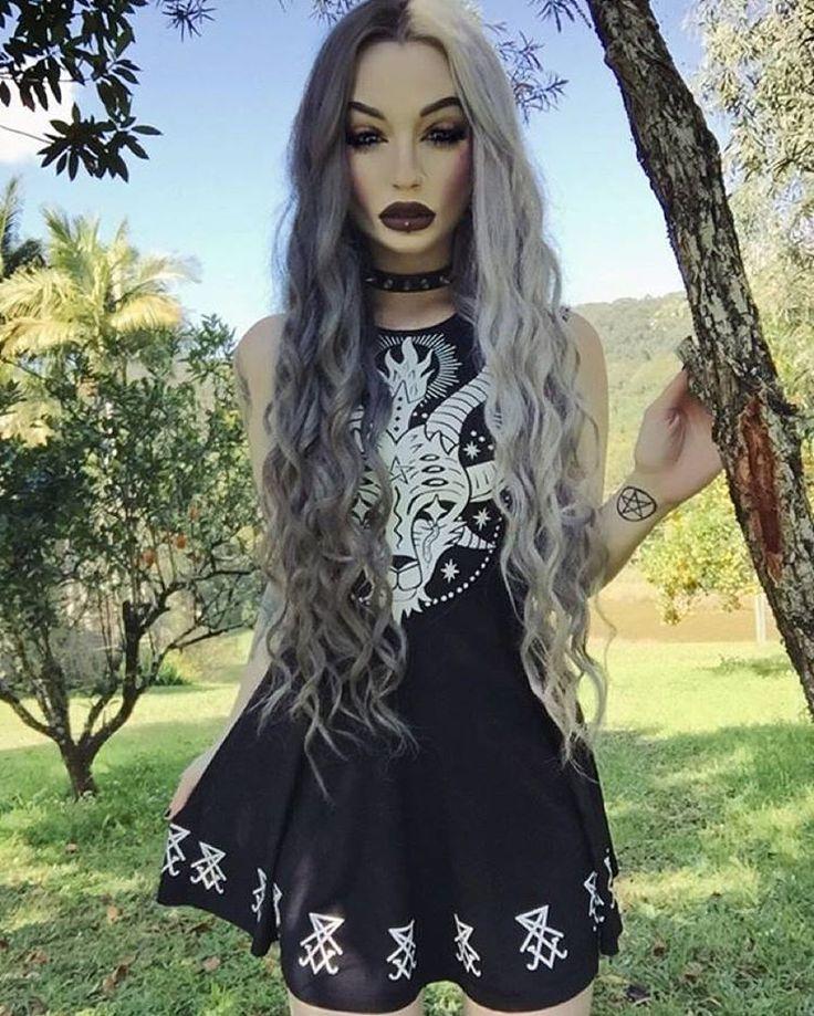 grunge makeup #10