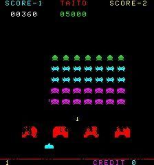 インベーダーゲーム