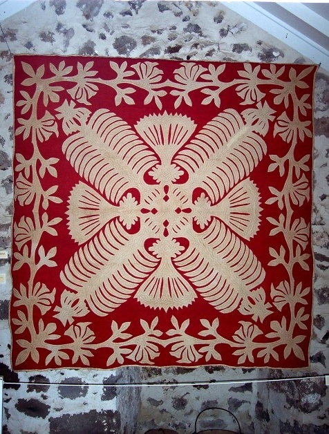 270 Best Images About Hawaiian Quilts On Pinterest Quilt