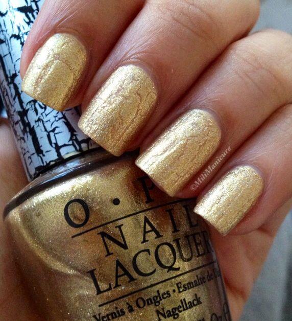 Gold shatter