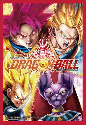 Dragon Ball Vol.1 Card Sleeve new #cardsleeve in from #japan #dragonball #cardsleeves from the hit #dragonballmovie if you play #yugioh #mtg #weissschwartz #pokemon or any other #tcg or know some one who does you can get some at #escaprecgc.com #goku #vegeta #gohan