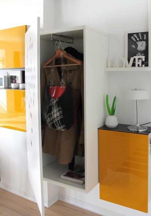 Recibidor armario ropa ideas para decorar depa - Armarios para recibidor ...