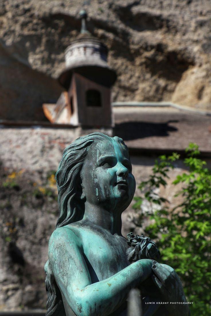 Socha v Salzburgu  Foto: k.lumir@seznam