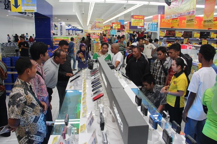 Pembukaan Maluku City Mall 23 Mei '13