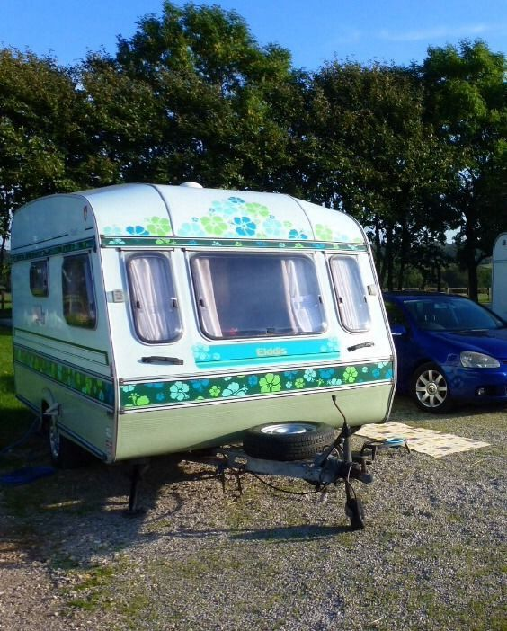 Excellent Vintage Caravan Furnishings And Interior Accessories