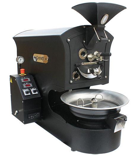 Giesen W1A/M Kaffeeröster - Giesen Coffee Roasters