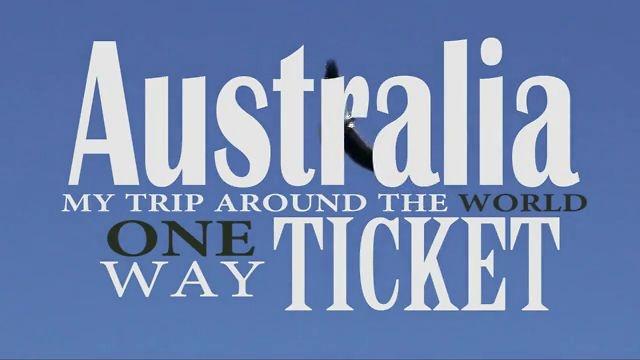My travel to Australia